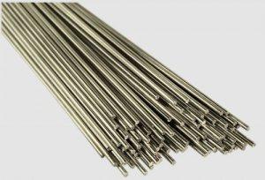 Твердый серебряный припой S 45, AG 304