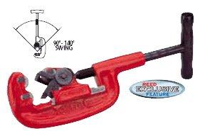 Труборез для стальных труб (4-х роликовый с направляющими пластинами) ( 21 - 63 мм)