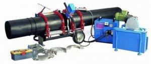Электрогидравлическая сварочная машина АК 315 для стыковой сварки пластиковых труб