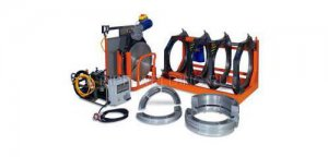 Электрогидравлическая сварочная машина АК 630 для стыковой сварки напорных трубопроводов