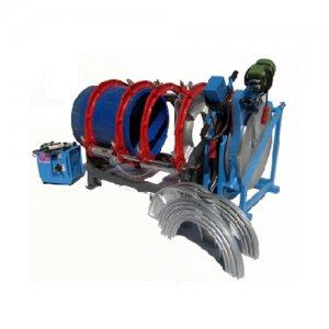 Электрогидравлическая сварочная машина АК 800 для стыковой сварки напорных трубопроводов