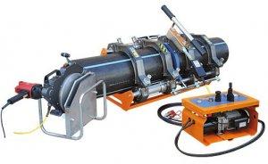Гидравлическая сварочная машина DELTA BASIC 315 для сварки пластиковых труб