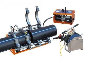 Гидравлическая сварочная машина DELTA BASIC 355 для сварки пластиковых труб