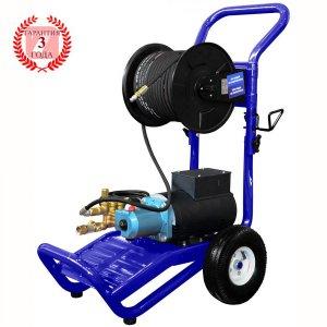 Электрический водоструйный аппарат для прочистки Посейдон ВНА-210-10 (серия E3)