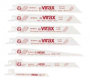 Набор биметаллических ножовочных полотен для MULTISABRE