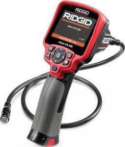 Видеоскоп для диагностики Ridgid Micro CA-300 с системой записи