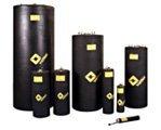 Цилиндрические многоразмерные пневмозаглушки для испытаний Vetter GmbH