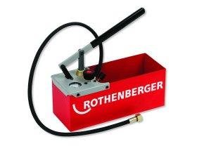 Ручной опрессовочный насос ROTHENBERGER TP 25 (ТП 25)
