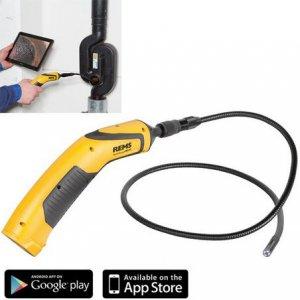 Камера-эндоскоп для видеоинспекции Rems CamScope Wi-Fi
