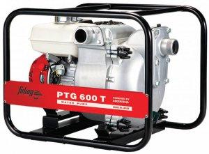 Бензиновая мотопомпа для сильнозагрязненной воды c абразивными частицами FUBAG PTG 600T