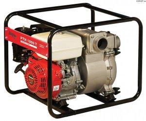 Бензиновая мотопомпа для сильнозагрязненной воды c абразивными частицами FUBAG PTH 1000 T