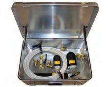 Cистема тестирования герметичности трубопровода VETTER TEST