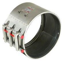 Ремонтная муфта STRAUB REP-FLEX - стяжной механизм из нержавеющей стали (ES)