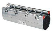 Ремонтная муфта STRAUB-CLAMP SCE 400 мм (один замок)