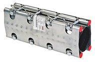 Ремонтная муфта STRAUB-CLAMP SCZ 400 мм (два замка)