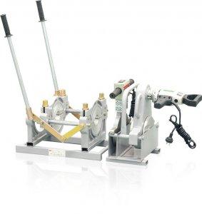 Механическая сварочная машина SRK SK160L для сварки пластиковых труб