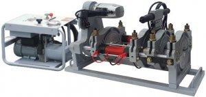 Электрогидравлическая сварочная машина SRK SK160H для сварки пластиковых труб