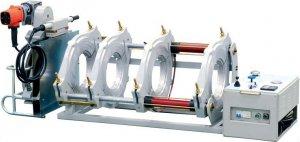 Электрогидравлическая сварочная машина SRK SK450 для стыковой сварки пластиковых труб