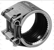 Соединительная муфта STRAUB GRIP-L - стяжной механизм из нержавеющей стали (ES)