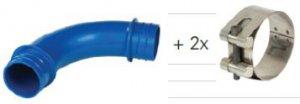 Соединительная муфта-отвод 90º STRAUB PLAST-PRO B90