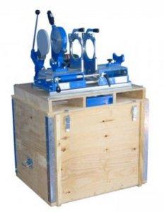 Машина для сварки пластиковых труб встык GF OMICRON PSO 701