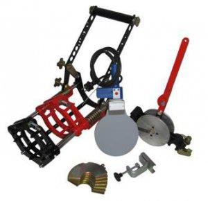 Сварочный аппарат для стыковой сварки пластиковых труб и фасонных изделий WELDAS 160 М