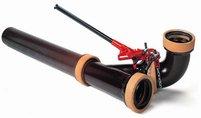 Инструмент для сборки сточных труб 228 (50мм-200мм)