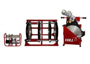Машина для сварки пластиковых труб Voll V-Weld G630