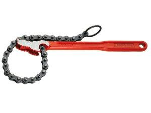 Цепной ключ с двойными губками Super-Ego для труб до 4
