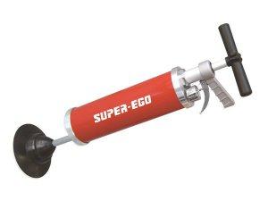 Ручной вантуз с регулировкой давления Super-Ego