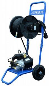 Электрический водоструйный аппарат для прочистки Посейдон ВНА-140-8 (серия E2)