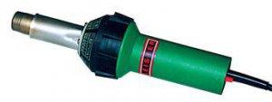 Ручной строительный фен Leister Triak S для сварки горячим воздухом