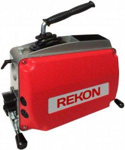 Электрическая спиральная прочистная машина Rekon R-100 (для труб до 100 мм)
