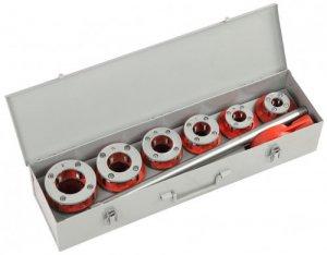 Ручной резьбонарезной клупп Rekon 12R для стальных труб 1/2-2
