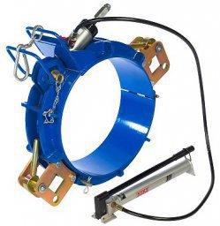Гидравлические скругляющие накладки MAXIFUSE 400-800 мм