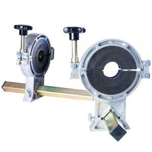 Двойной позиционер CT 63-180 мм для фиксации и выравнивания труб
