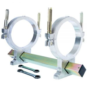 Двойной позиционер CT 110-250 мм для фиксации и выравнивания труб