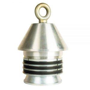 Головка для протяжки полиэтиленовых труб Caldervale