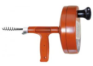 Ручные устройства для прочистки труб 15-50 мм
