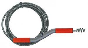 Ручные тросы «Флексикор» для прочистки труб 15-150 мм