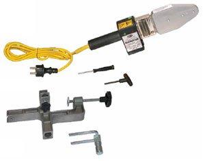 10100/TF - Ручной аппарат для муфтовой (раструбной) сварки трубопроводов из полипропилена и других полимеров.