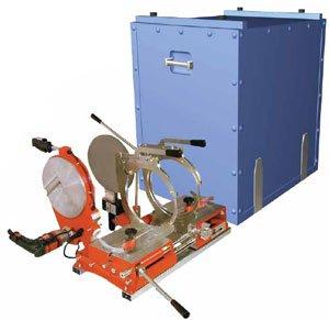 Электромеханическая машина для стыковой сварки пластиковых труб OMISA 6250/N