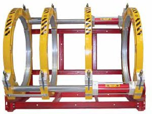 Комплектная машина для сварки напорных полимерных трубопроводов. Код: SP1200