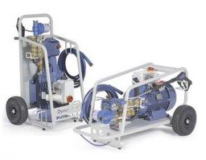 Высоконапорный водоструйный аппарат Dynajet 500 me