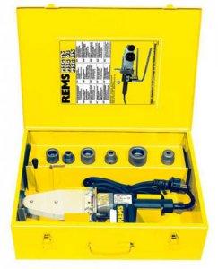 Сварочный аппарат для муфтовой (раструбной) сварки МСГ 25 ЕЕ