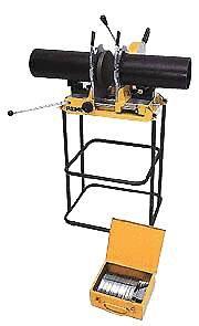Сварочный аппарат для стыковой сварки пластиковых труб REMS ССМ 160 Р
