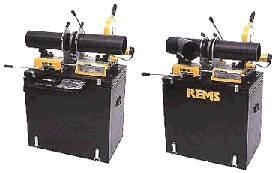 Сварочный аппарат для стыковой сварки пластиковых труб REMS ССМ 160 К