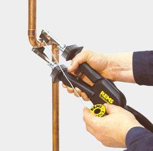 Электроиндукционный агрегат для пайки медных труб  Контакт 2000