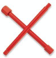 Крестовый сантехнический ключ