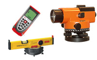 Измерительные инструменты и приборы